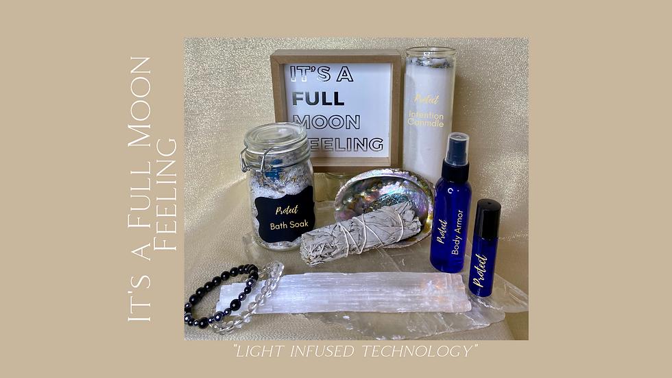 Full Moon (Letting Go) Ceremony Gift Box