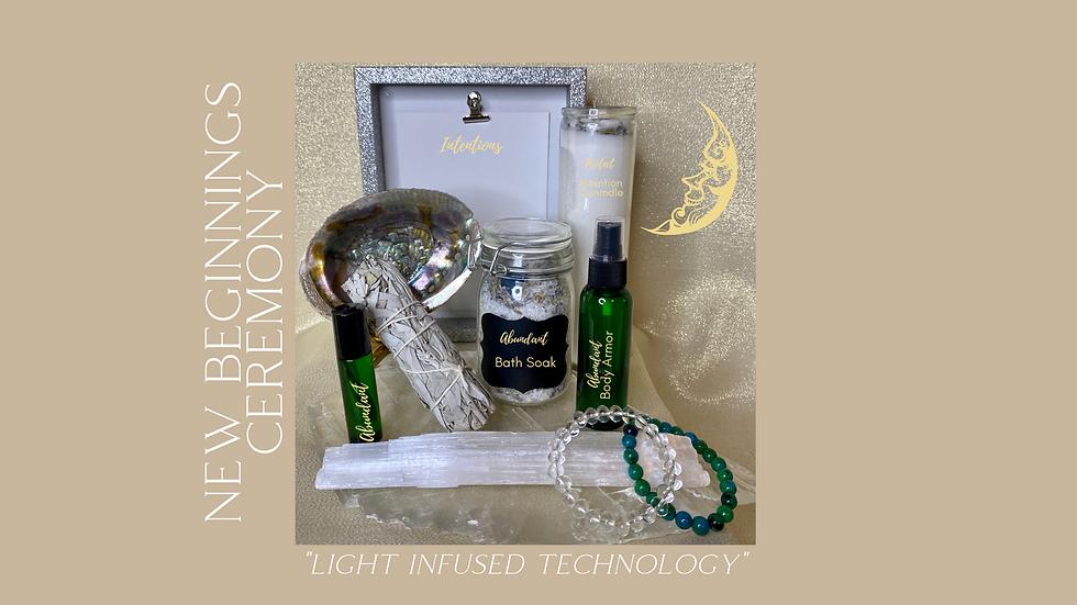 New Moon Manifesting Gift Set