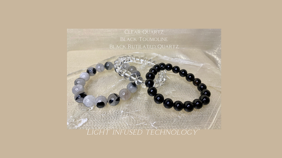 Stand With The Light  Bracelet Stack