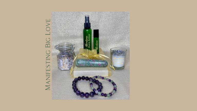 Manifest Big Love Gift Box