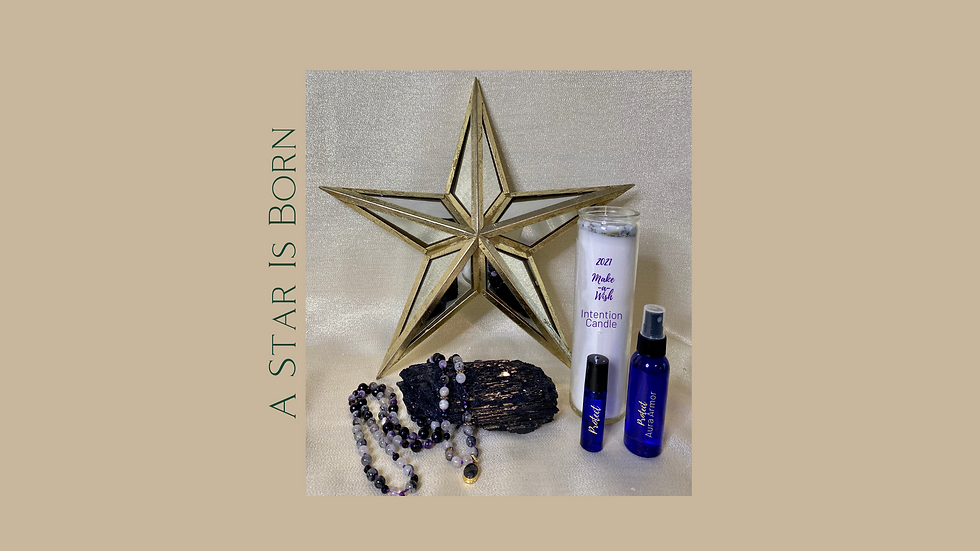 A Star Is Born Gift Box