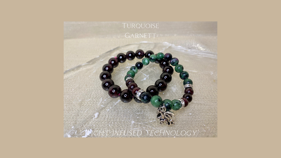 Dragon Clan Bracelet Stack