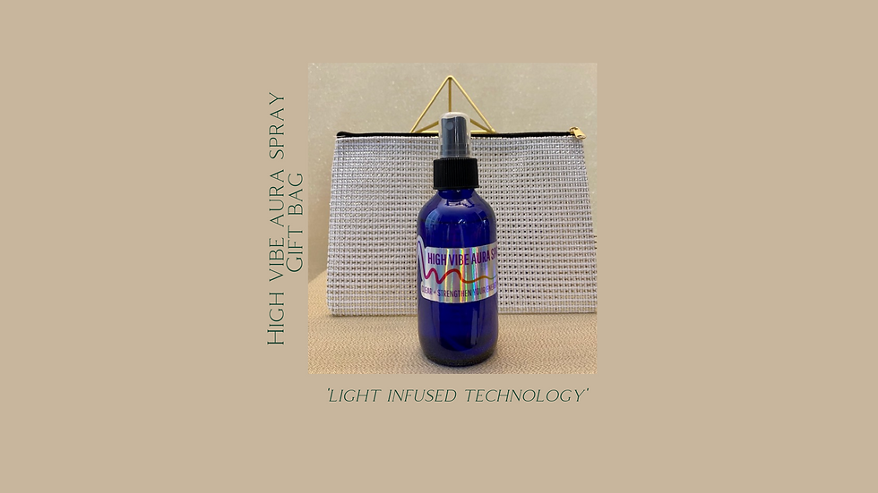 High Vibe Aura Spray - Gift Bag