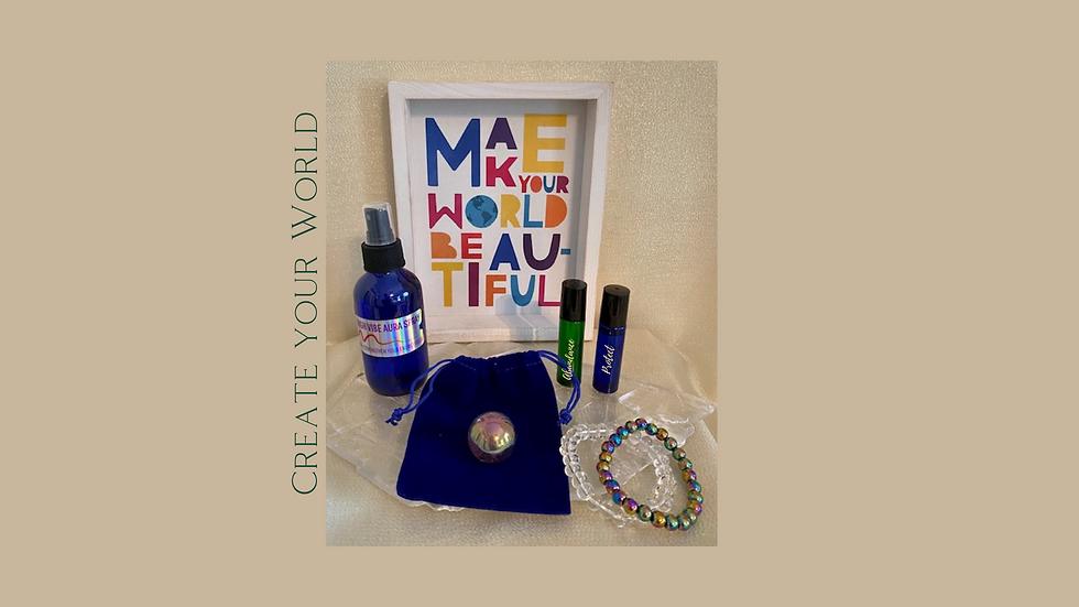 Create Your World Gift Box