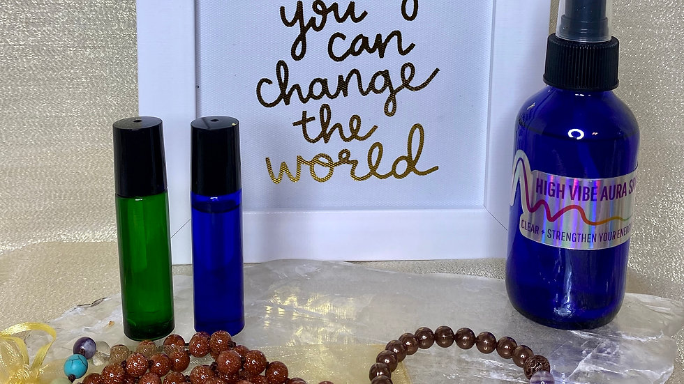 Be the Change Gift Basket