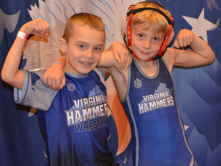How do you keep very young wrestlers motivated?