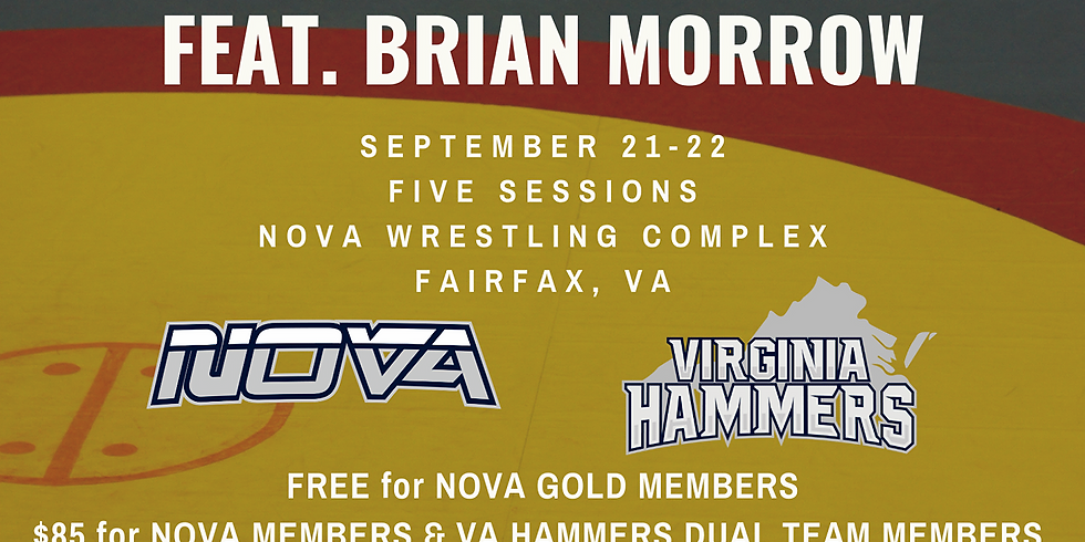 Top Hammer Camp feature Brian Morrow