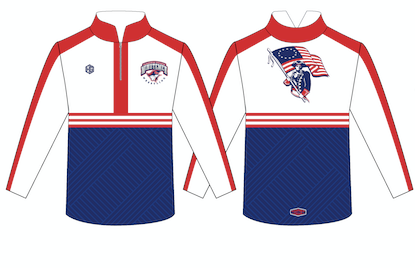 Minutemen Quarterzip