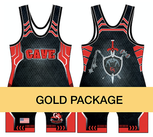 Cave Spring Gold Package