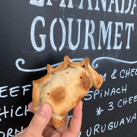 It's a good day for an empanada (or a co