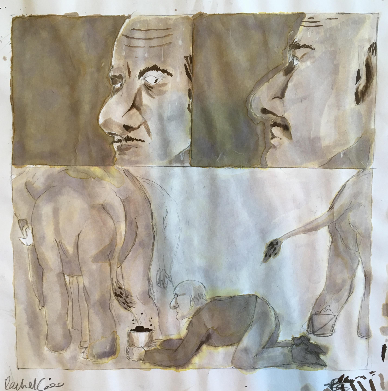 Elephant Comic