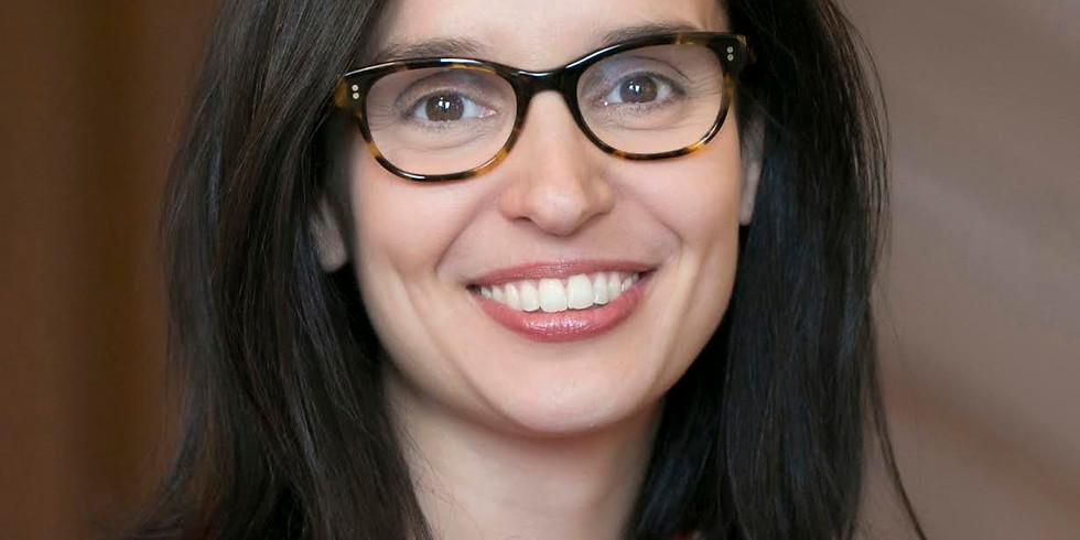 Professor Julie Battilana Talk - Boston Boost'Her Launch