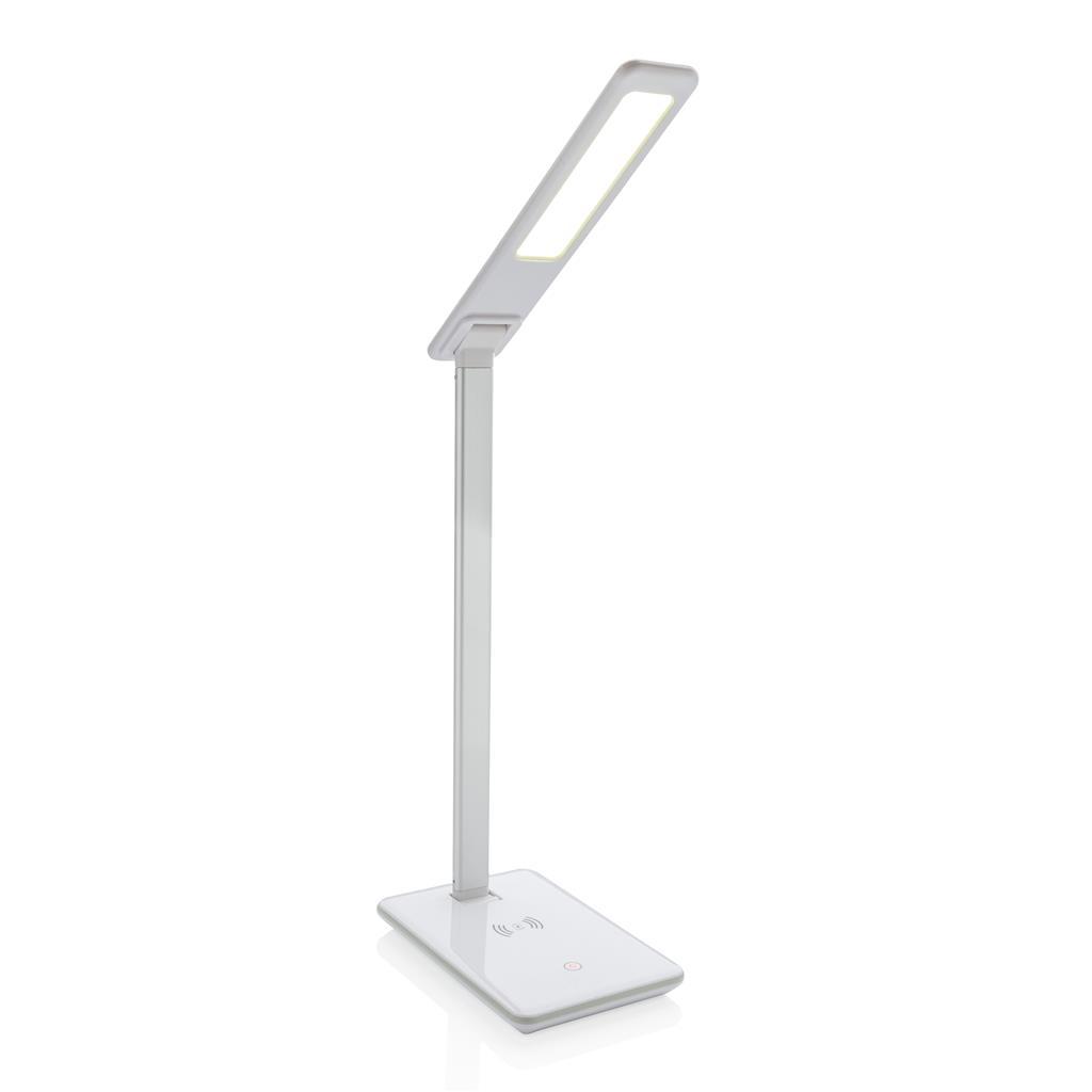 Lampe de bureau avec chargeur induction