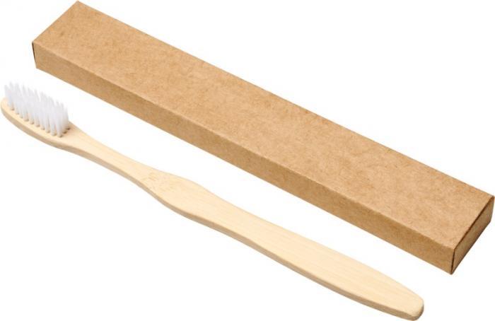 Brosse à dents en bambou Celuk