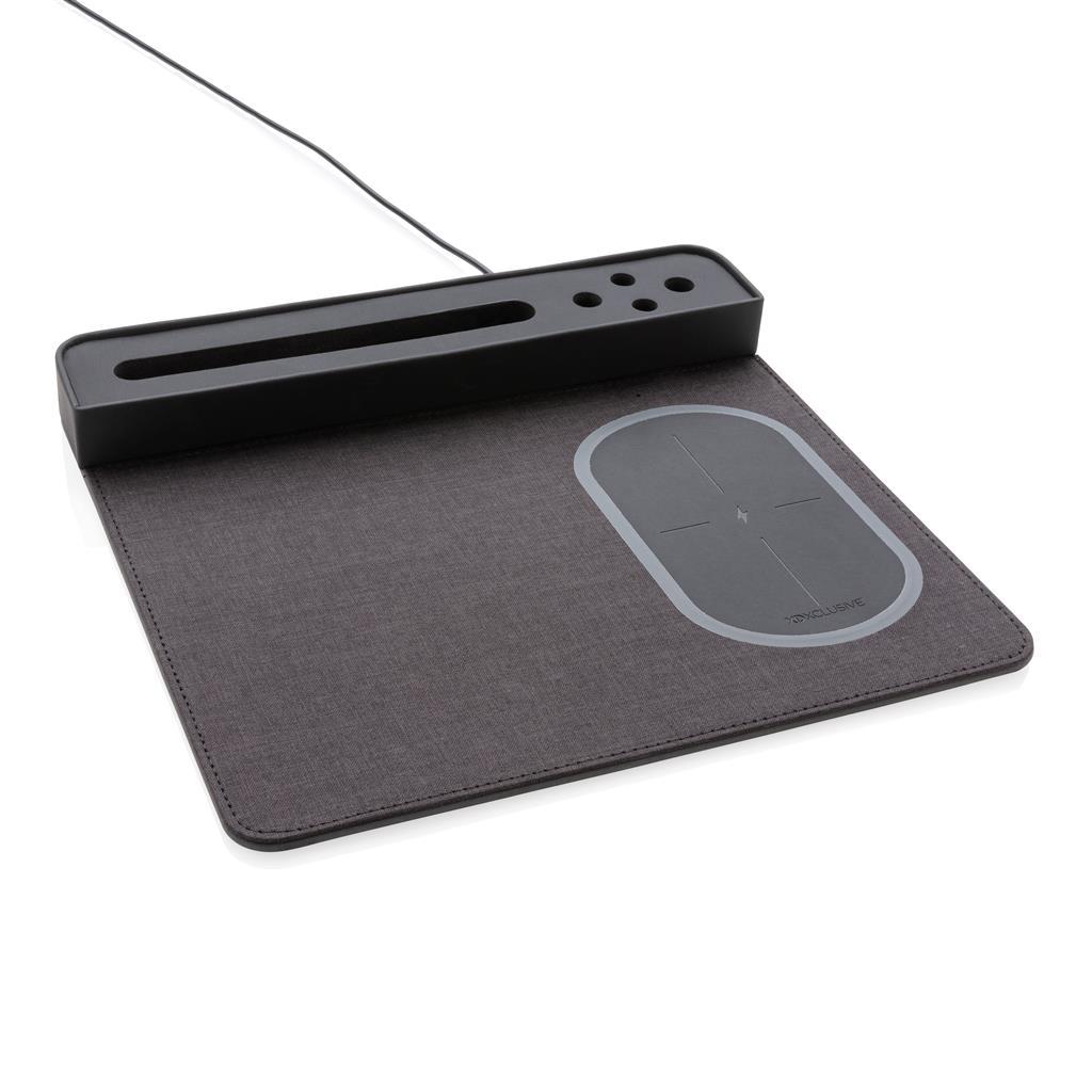 Tapis de souris induction téléphone