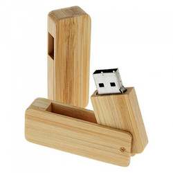 USB bambou