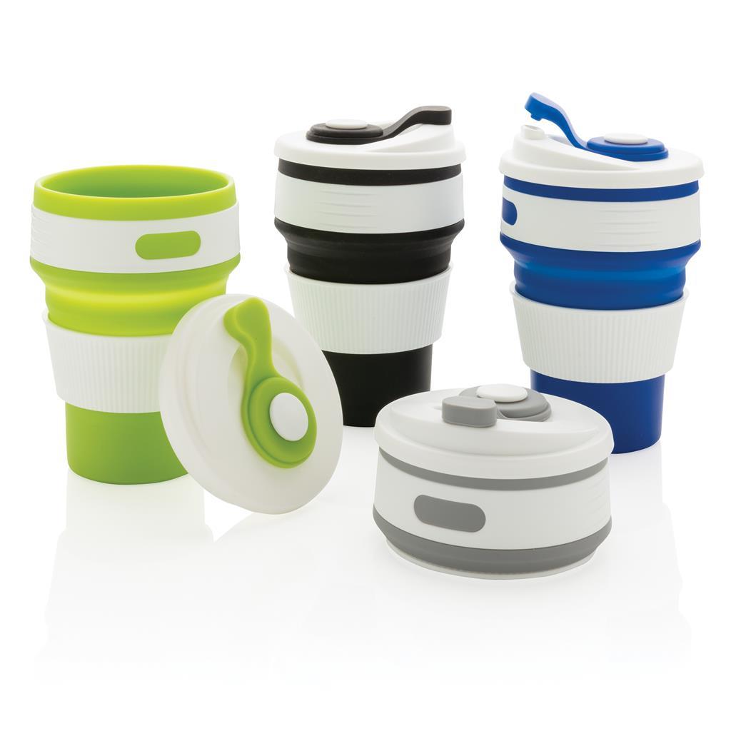 Mug 350ml portable et pliable