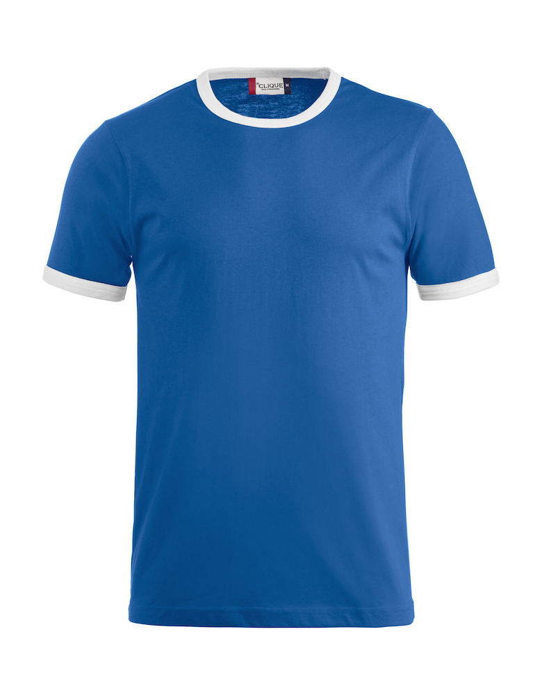 T-shirt contrasté