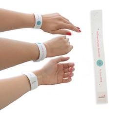 Bracelet en papier 100% biodégradable