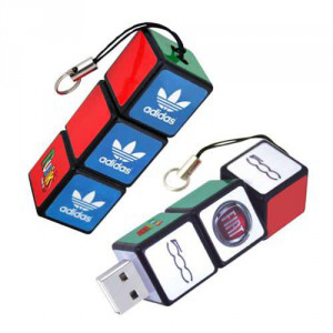 Clé USB Rubik's