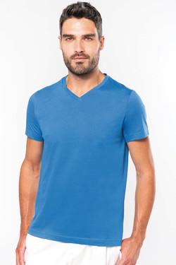 T-shirt col V - 180g/m2