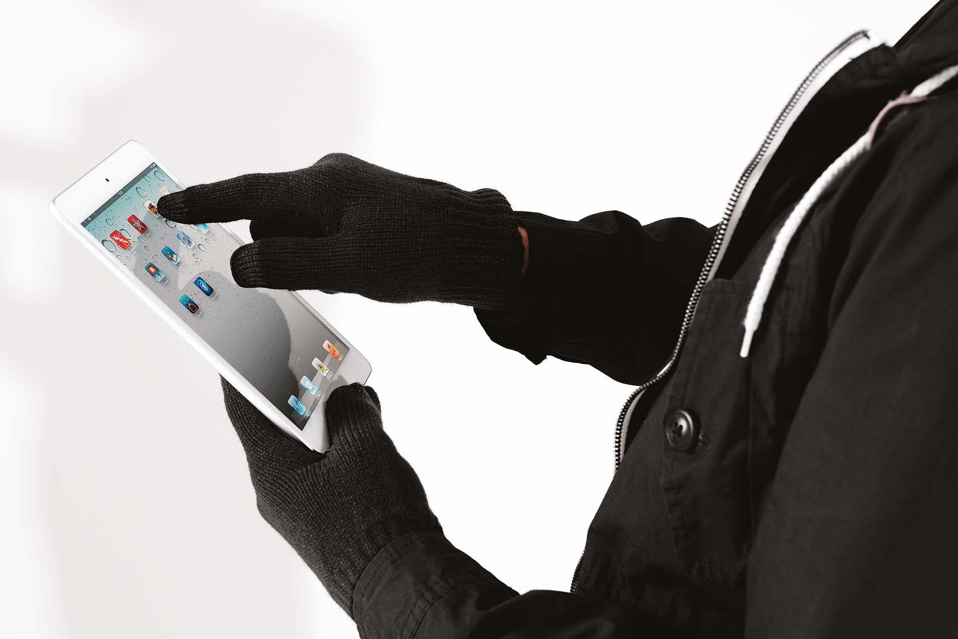 Gant pour écran tactile