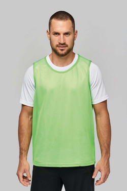 Chasuble dossard simple