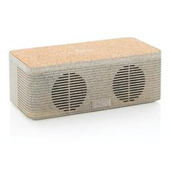 Haut-parleur 5W en fibre de blé naturelle (35%) mélangé à de l'ABS