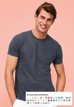 T-shirt Regent - Sol's