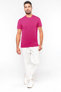 T-shirt col rond - 180g/m2