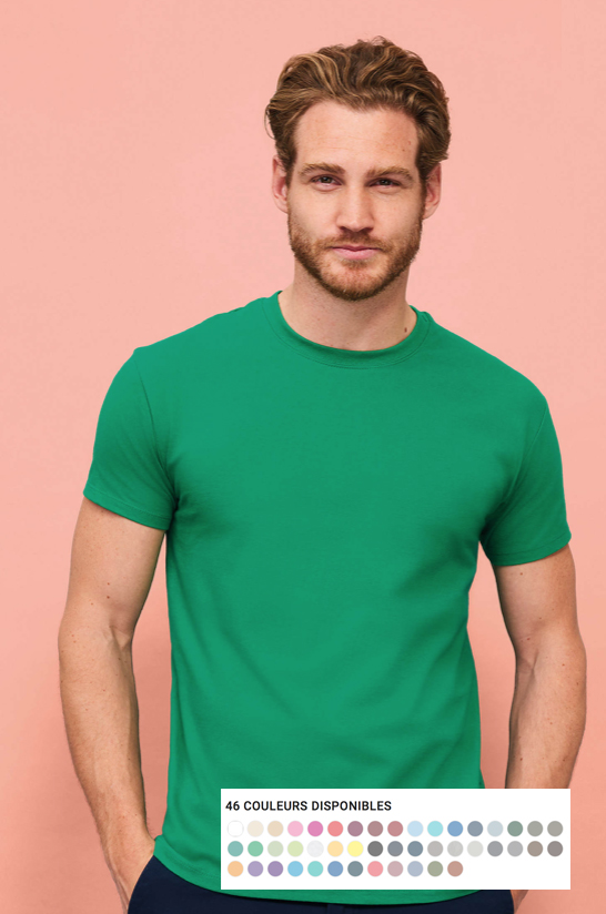 T-shirt IMPERIAL 100% coton