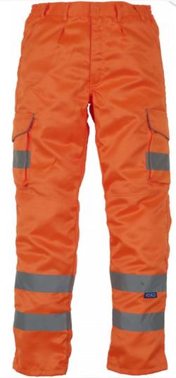 Pantalon Cargo haute-visibilité