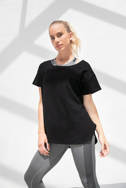 T-shirt large sport - 160g/m2