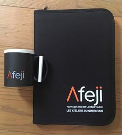 Conférencier A4 /mug