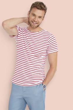 T-shirt marin léger