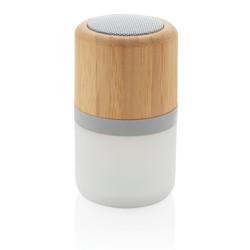 Haut-parleur 3W en bambou naturel