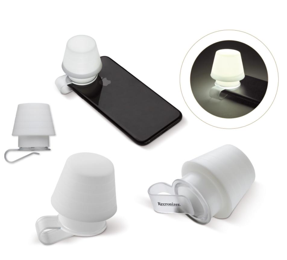 Lampe de bureau pour smartphone