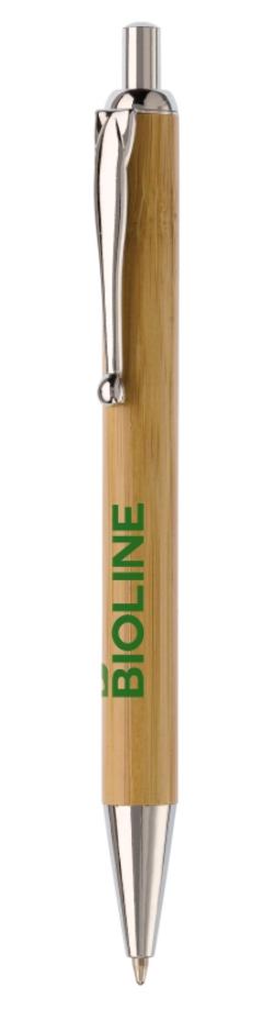 Stylo en bambou