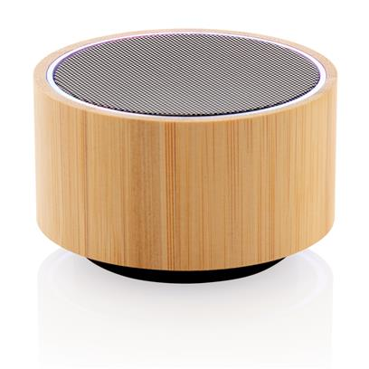 Haut-parleur 3W en bambou
