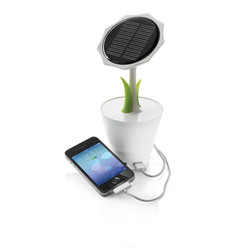 Chargeur tournesol