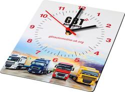 Horloge murale rectangle ou ronde