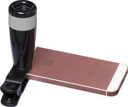 Lentilles x8 pour smartphone