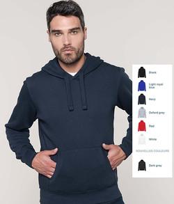 Sweat-shirt capuche homme