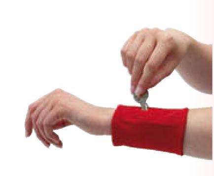 Poche de poignet