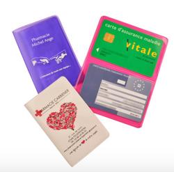 Porte-cartes vitale/CB