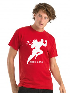 T-shirt 100% coton basic