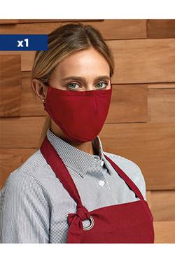 Masque catégorie 1 - élastiques réglables