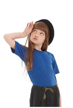 T-shirt enfant coton