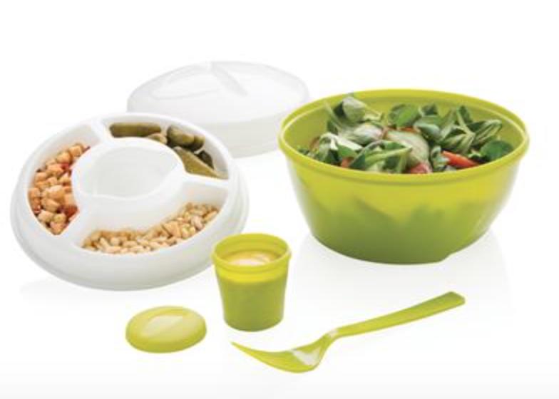 Set salade