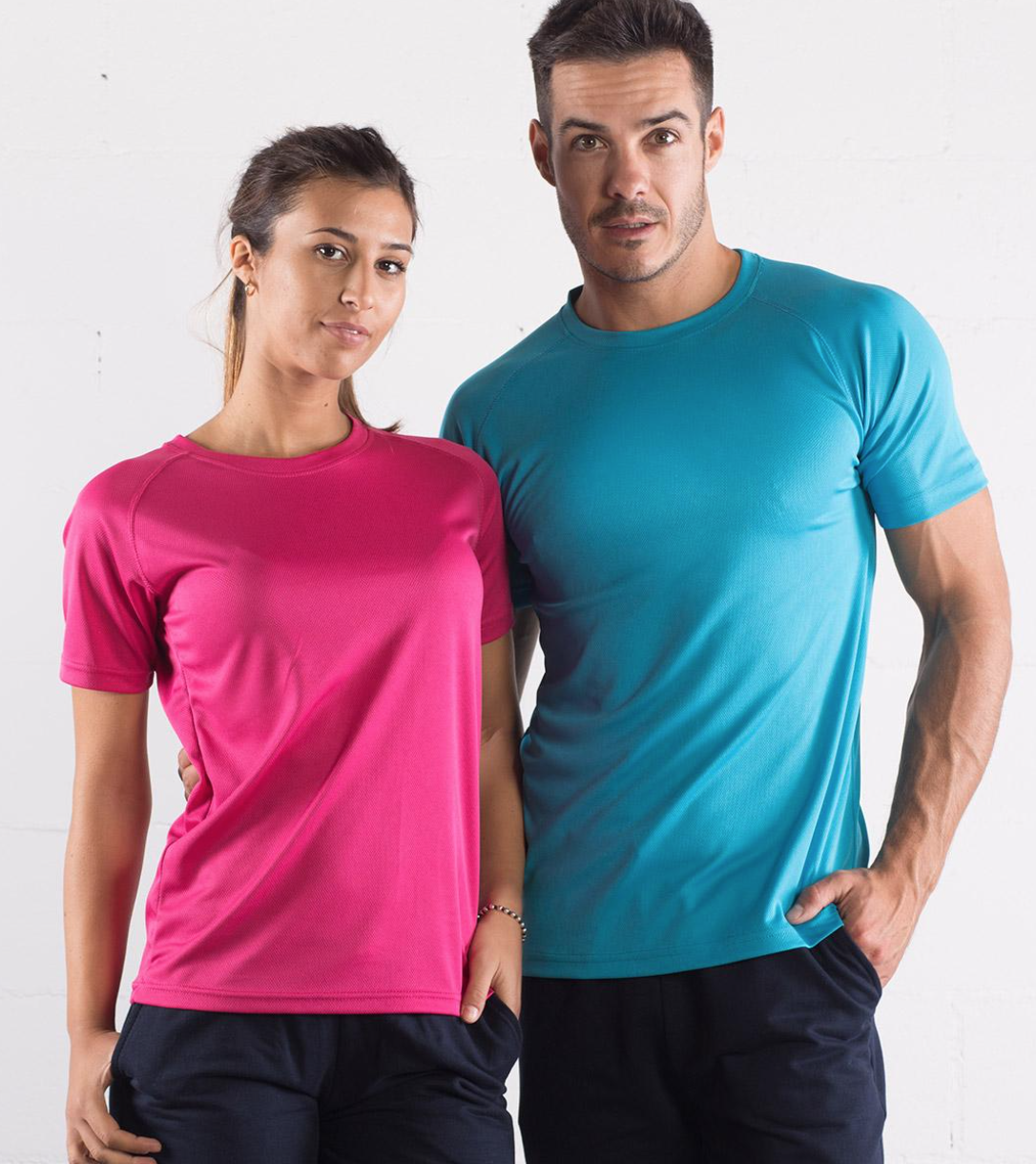 T-shirt 100% polyester